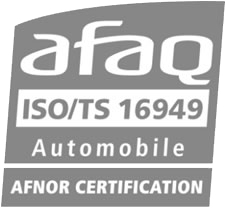 Certification ISO/TS 16949