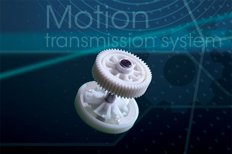 Motion transmission control