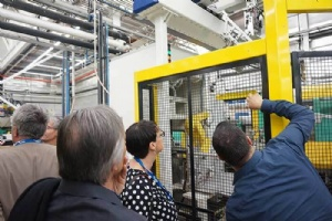 MIHB News : Visit of the union UFME (Union of Manufacturers of Joinery)
