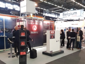 MIHB News : Dragonskal® at the Batimat trade fair