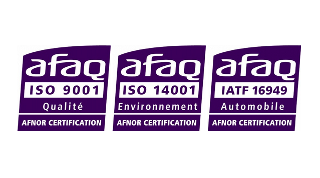 MIHB News : New ISO and IATF certifications