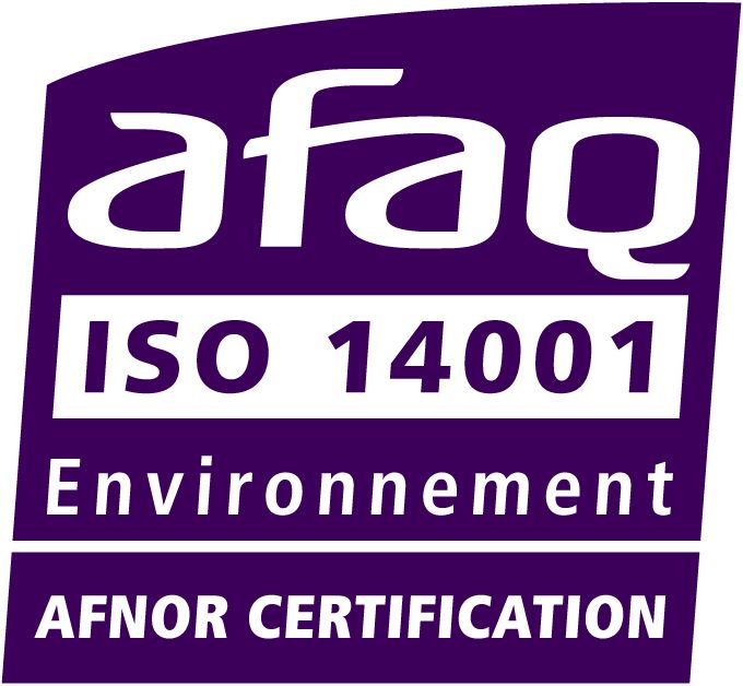 MIHB certification AFAQ ISO 14001 environnement